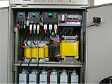 低压电容补偿柜电气设计回路元器件选型和装配工艺